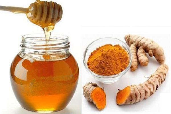 Mặt nạ tinh bột nghệ mật ong có rất nhiều lợi ích