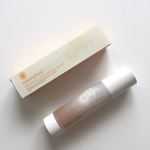 Sản phẩm Innisfree Whitening Pore Serum