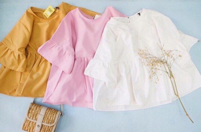 7 Cách kết hợp áo Babydoll với quần cực thời trang cho nàng