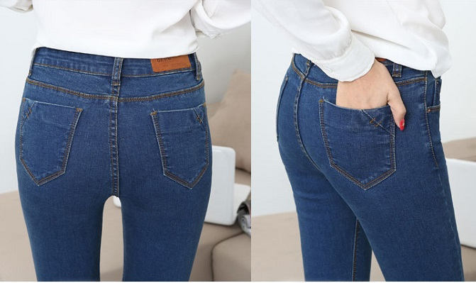 Cách sửa quần Jean bị rộng lưng chuẩn không cần ra tiệm