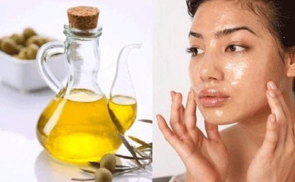 Massage bằng dầu Ôliu
