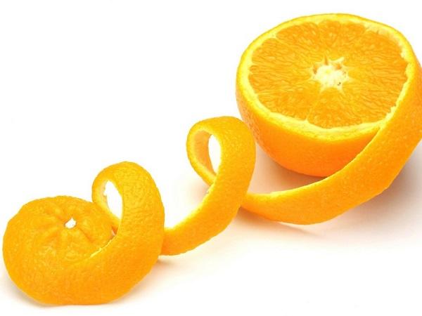 Mặt nạ chống lão hóa từ vỏ cam