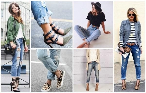 Cách kết hợp quần Baggy với giày