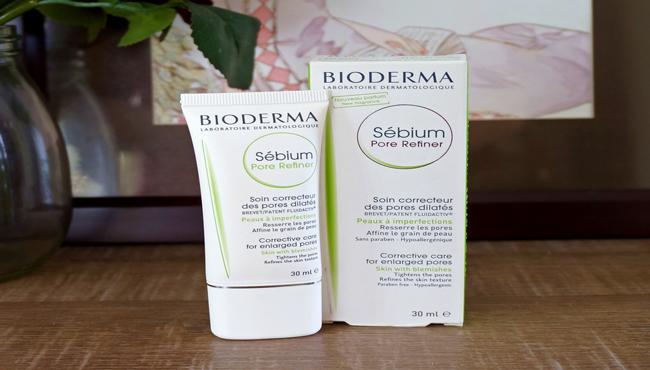 Bioderma Sebium Pore Refiner có công dụng thu nhỏ lỗ chân lông