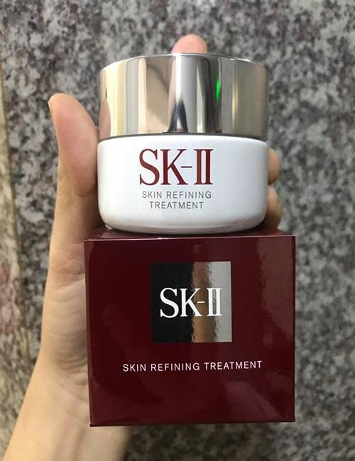 SK-II Skin Refining Treatment có thể dùng cho mọi loại da