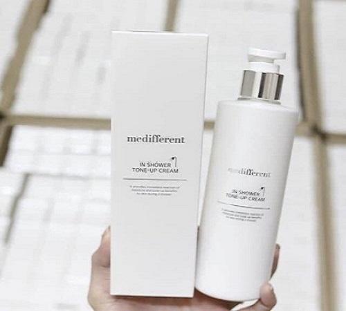 Sữa tắm trắng Medifferent