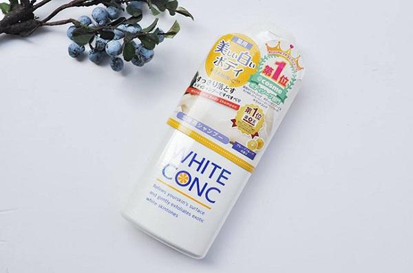 sữa tắm trắng Nhật Bản