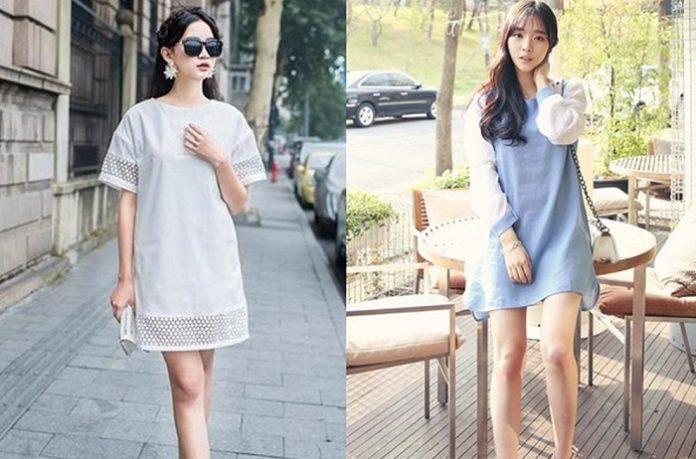 10 Mẫu váy cực hợp với nàng gầy