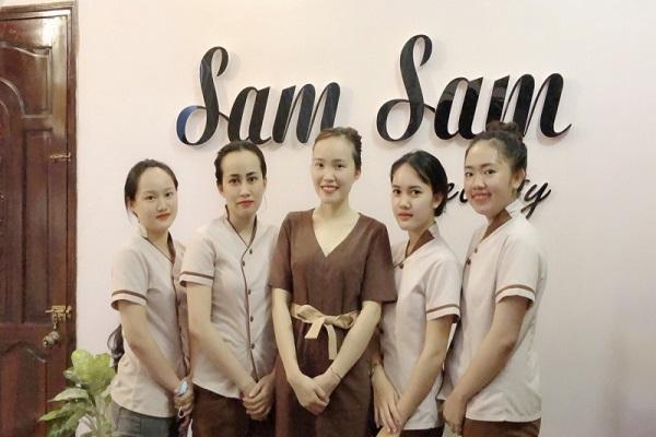 Spa làm đẹp Sam Sam Beauty