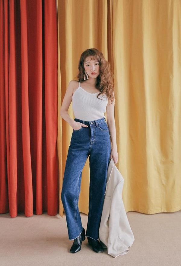 Màu sắc quần Jean