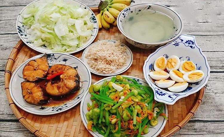 Gợi ý 17 Thực đơn bữa cơm gia đình chưa đến 100 Ngàn Đồng
