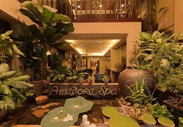 Amadora Wellness & Spa - Không gian tĩnh lặng giữa trung tâm Hà Nội
