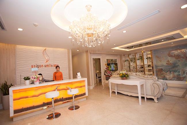 Saigon' Smile Spa là địa chỉ làm đẹp uy tín tại Hà Nội