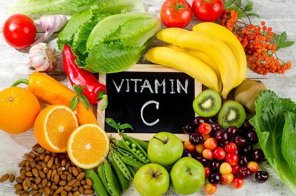Hoa quả giàu Vitamin A, C