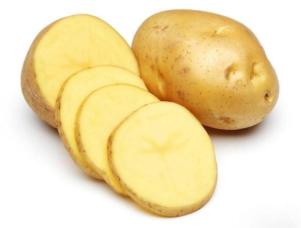Mặt nạ se khít lỗ chân lông cho da dầu với khoai tây