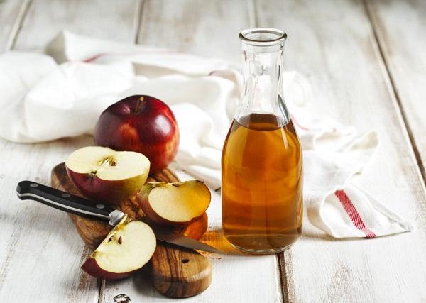 Mặt nạ cho da dầu mụn lỗ chân lông to bằng giấm táo