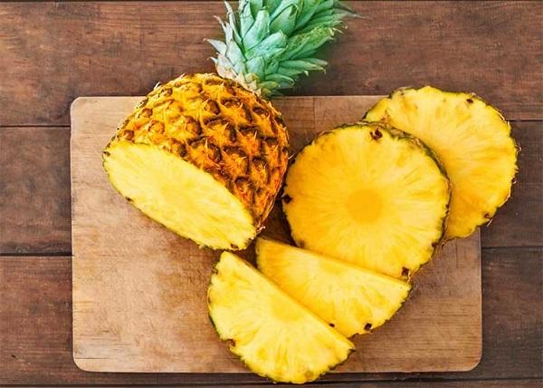 Hoa quả làm sạch đường ruột