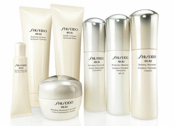 Bộ mỹ phẩm Shiseido