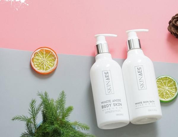 Đôi nét về nguồn gốc của sản phẩm tắm trắng Skin AEC