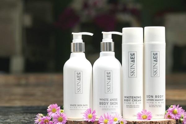 Tắm trắng Skin AEC có hiệu quả không?