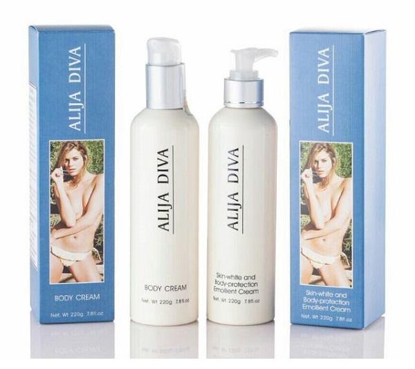 Sữa tắm Alija Diva