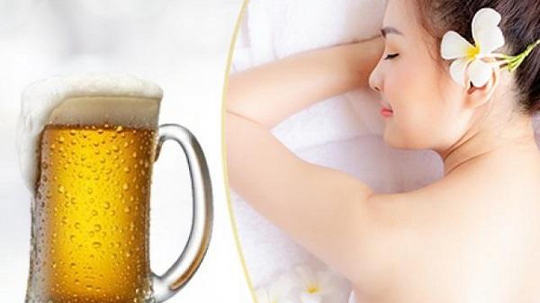 Lưu ý quan trọng khi tắm trắng toàn thân bằng bia