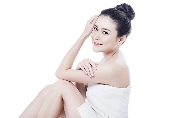 Công dụng của phương pháp tắm trắng Collagen