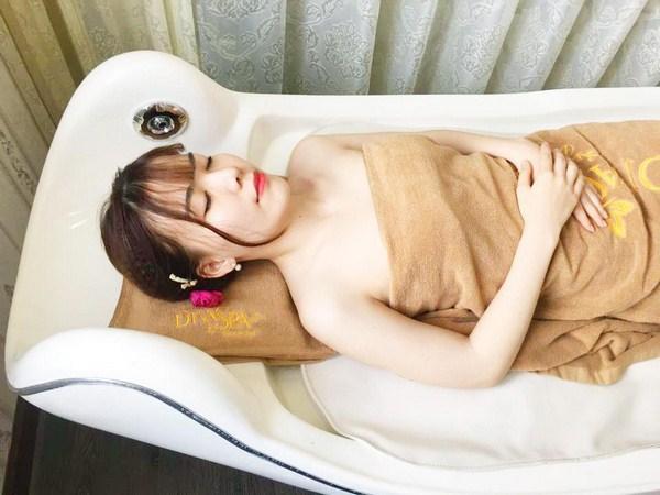Quy trình tắm trắng bằng Collagen hiệu quả