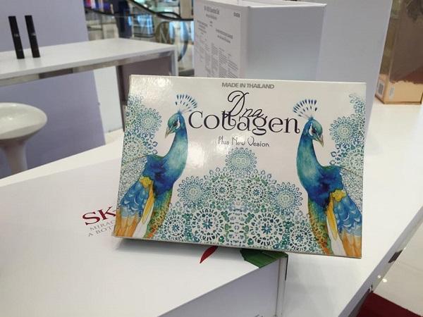 Tắm trắng toàn thân DNA Collagen