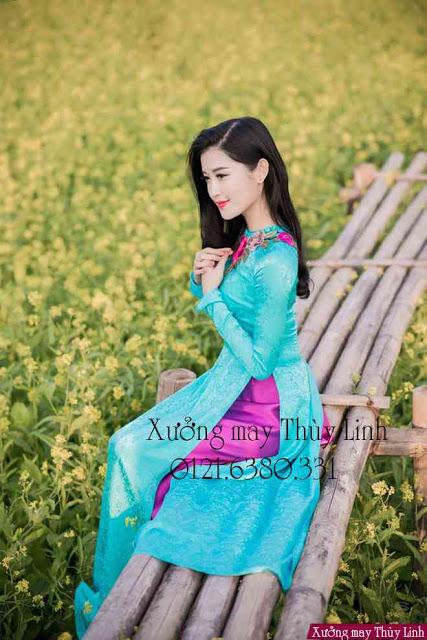 Áo dài Thùy Linh