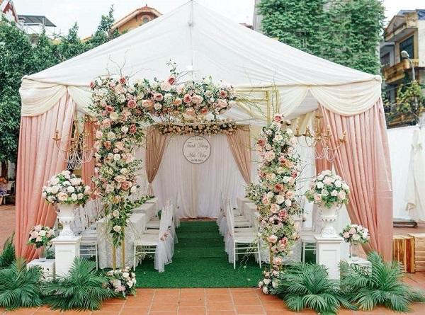 Ý nghĩa của cổng đám cưới
