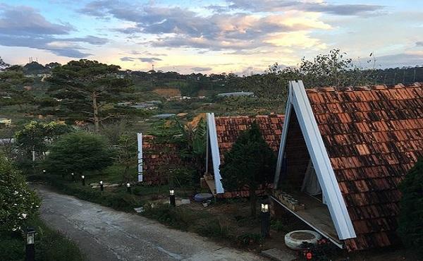 Vanda Garden Hill Dalat - Homestay