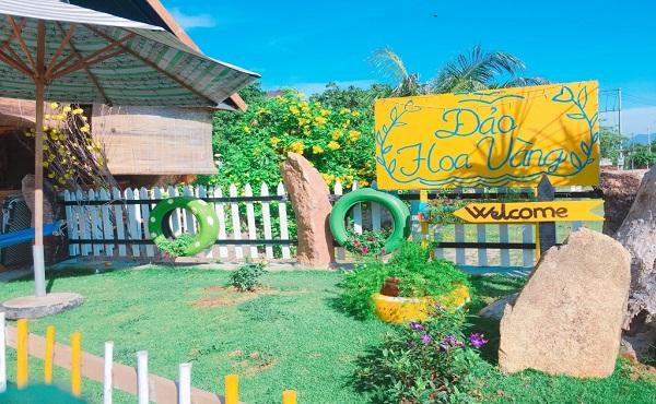 Villa Đảo Hoa Vàng