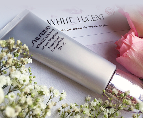 Shiseido White Lucent All Day Brightener SPF 36/PA+++