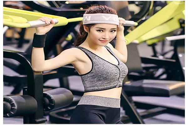 cửa hàng quần áo gym giá rẻ ở Hà Nội