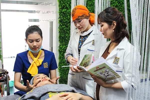 địa chỉ dạy phun xăm thẩm mỹ uy tín tại thành phố Hồ Chí Minh