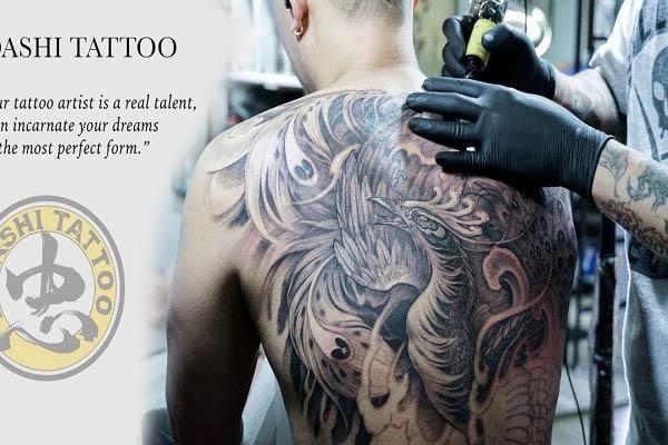 địa chỉ xăm hình tattoo uy tín tại TPHCM