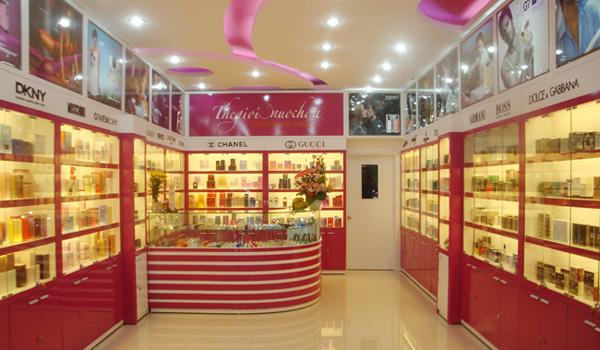 Địa chỉ mua nước hoa uy tín ở Hà Nội