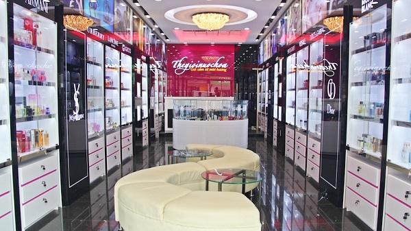 Thế giới nước hoa là trung tâm mua nước hoa uy tín tại Hà Nội