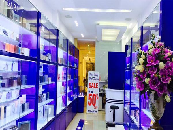 Showroom nước hoa Perfume 168 tại Hà Nội