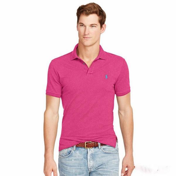 Nam da đen nên mặc áo màu hồng đậm