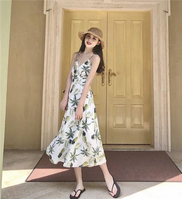 Váy maxi-gợi ý cho phụ nữ tuổi 30 nên mặc gì