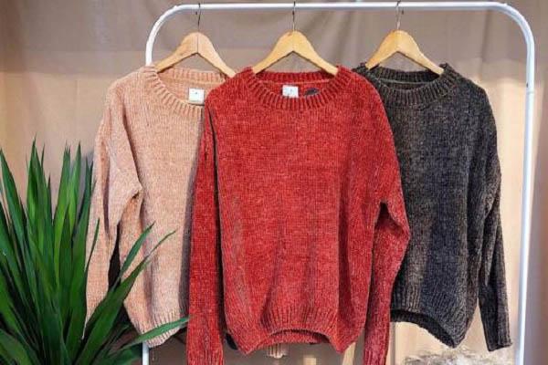 shop áo len đẹp giá rẻ tại TP HCM