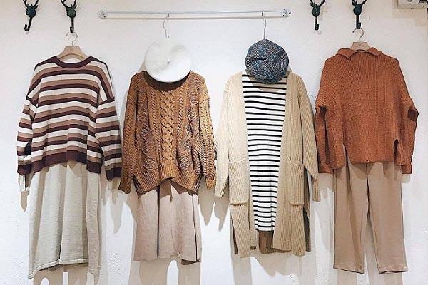 shop áo len nào rẻ dẹp tại hồ chí minh