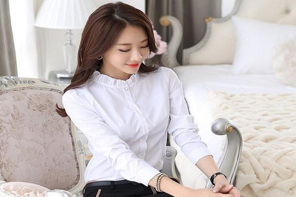 shop bán áo sơ mi nữ tại thành phố hồ chí minh