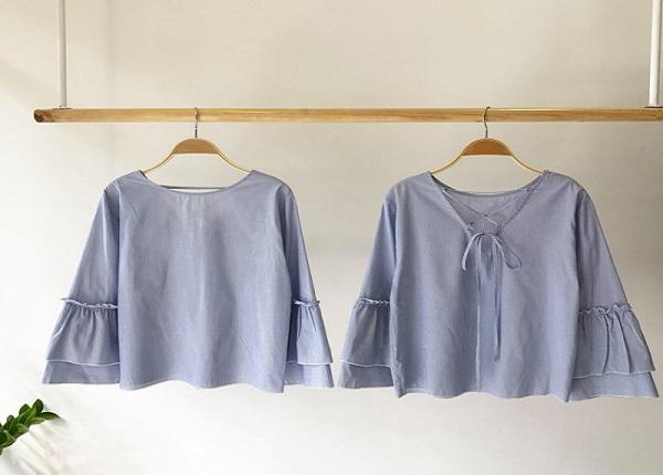 cửa hàng bán áo sơ mi nữ rẻ đẹp tphcm