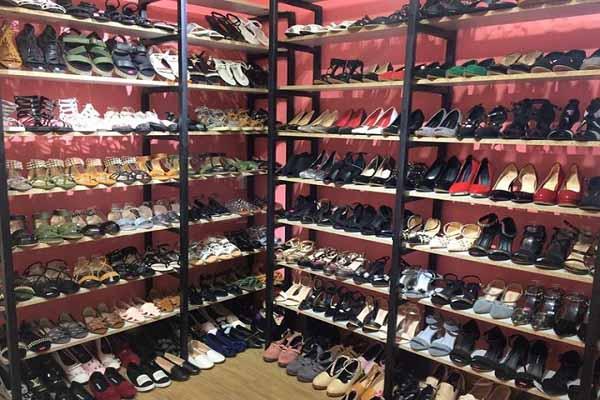10 shop giày cao gót tại tp HCM
