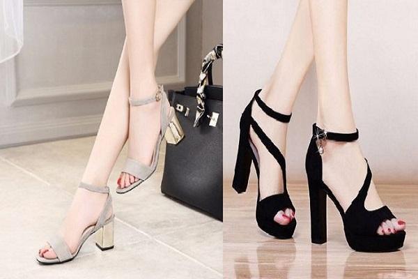 shop giày cao gót đẹp tại sài gòn
