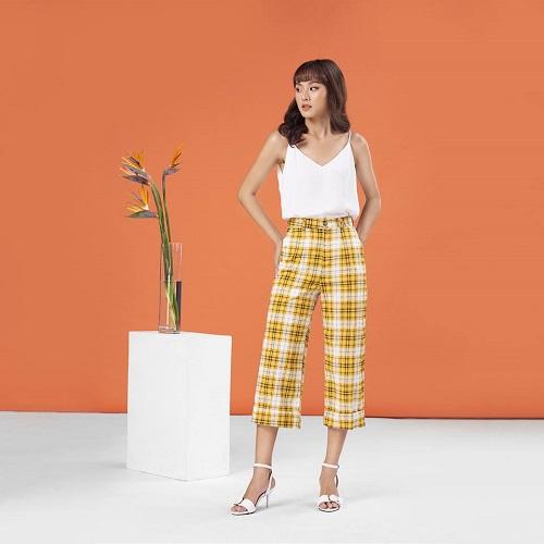 shop bán quần Culottes đẹp tại thành phố HCM
