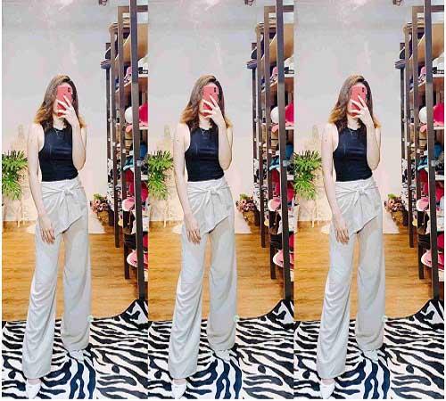 shop bán quần ống rộng Culottes đẹp tại TPHCM